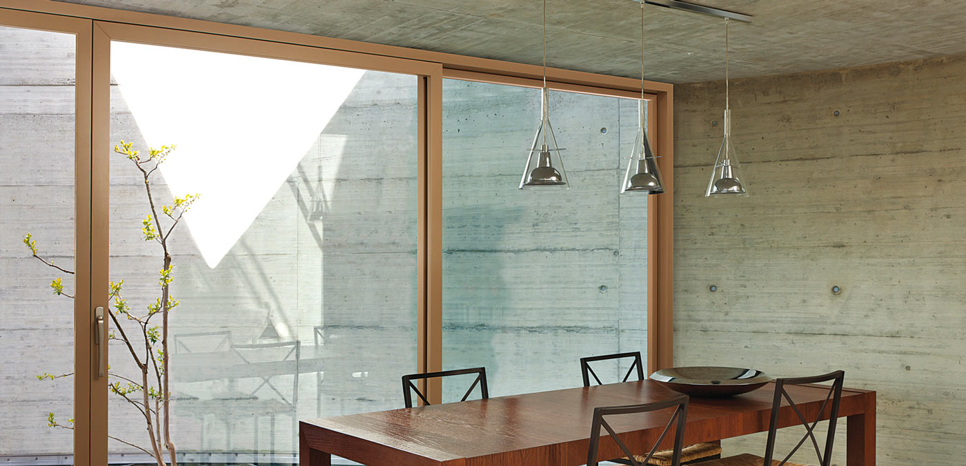 Installazione infissi legno alluminio Sciuker