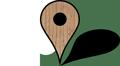Pin mappa logo mister legno