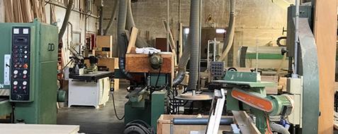 Linea di restauro serramenti in legno