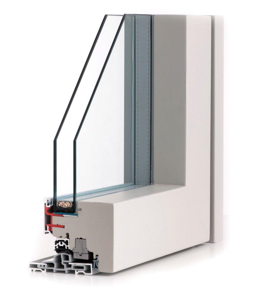 Rivenditore infissi legno alluminio sciuker bergamo for Preventivo finestre alluminio