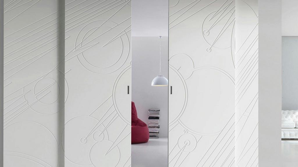 Porte scorrevoli bertolotto ingresso camera da letto